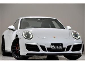 ポルシェ 911 911カレラGTS フロントリフトシステム PDLS+ メタリックペイント スポーツエグゾーストシステム GTスポーツステアリング アルカンターラルーフライニング GTSインテリア フロントリアパークアシスト