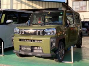 ダイハツ タフト Gターボ 4WD サンルーフ LED 衝突被害軽減システム CVT ターボ AC 修復歴無 バックカメラ AW 4名乗り