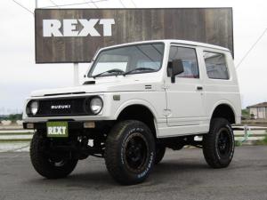スズキ ジムニー HC 4WD 5MT ワンオーナー リフトアップ公認 全塗装