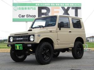 スズキ ジムニー サマーウインド リミテッド 4WD リフトアップ公認 SUZUKIグリル マットAW