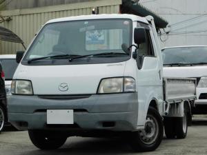 マツダ ボンゴトラック DX 木製荷台 ダブルタイヤ 最大積載量850kg 集中ドアロック PS PW