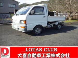 三菱 ミニキャブトラック PTOダンプ 4WD 4速ミッション車