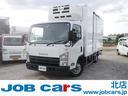 いすゞ/エルフトラック 冷蔵冷凍車 低温 -30℃設定 PG 2t ワイドロング