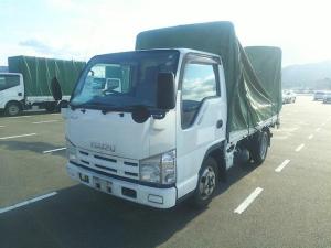 いすゞ エルフトラック 平ボデー 標準キャブ 普通免許対応車輛