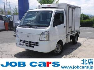 日産 NT100クリッパートラック 冷蔵冷凍車 低温 -30℃設定 AT バックモニター