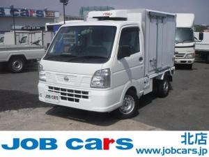日産 NT100クリッパートラック  冷蔵冷凍車 低温 菱重製 -30℃設定 2コンプ AT ETC