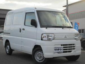 三菱 ミニキャブバン CD 2シーター 暗窓 車中泊仕様