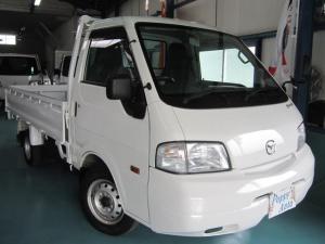 マツダ ボンゴトラック DX全長460 ETC 記録簿 PW 1t バンパーホワイト