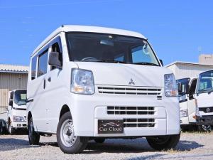 三菱 ミニキャブバン G/5AMT/T燃費/特殊AT/PW/WエアB/HR/鑑定済