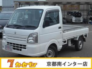 スズキ キャリイトラック KCエアコン・パワステ ユーザー買取車