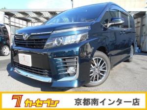 トヨタ ヴォクシー ZS 両側パワースライドドア 純正ナビ リアカメラ リアモニター ユーザー買取車