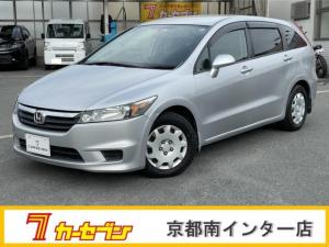 ホンダ ストリーム X 純正ナビ リアカメラ キーレス ETC ユーザー買取車