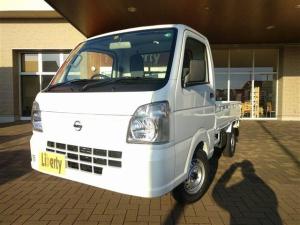 日産 NT100クリッパートラック DX 5AT パートタイム4WD AC PS WエアB