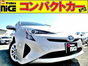 トヨタ プリウス S LEDヘッド・ETC・Bカメラ・純正ナビ地デジ