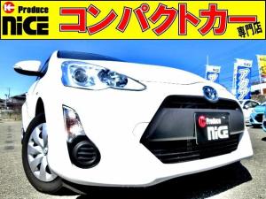 トヨタ アクア L 純正オーディオデッキ・ETC・プロジェクターヘッドライト