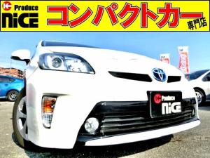 トヨタ プリウス G 後期型・ドラレコ・クルコン・Bカメラ・フォグ・純正ナビ