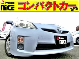 トヨタ プリウス L ETC・純正HDDナビ・ワンセグTV・プッシュスタート