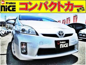 トヨタ プリウス S フォグライト・純正ナビ・ETC・Pスタート・スマートキー