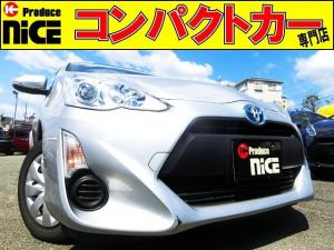 トヨタ アクア L 純正SDナビ・バックカメラ・ETC・Bluetooth