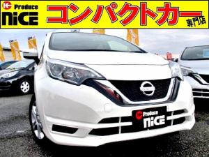 日産 ノート X 安全ブレーキ・ETC・純正オーディオデッキ・Pスタート