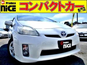 トヨタ プリウス S フォグライト・ETC・リアコーナーセンサー・スマートキー