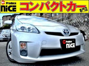 トヨタ プリウス L ETC・純正HDDナビ・ワンセグ・Bカメラ・スマートキー