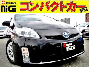 トヨタ プリウス S フォグ・ETC・Bカメラ純正HDDナビBluetooth