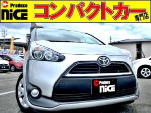 トヨタ シエンタ X 純正SDナビ・Bluetooth・片側パワースライドドア