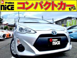 トヨタ アクア L 純正オーディオデッキ・オートエアコンプロジェクターヘッド