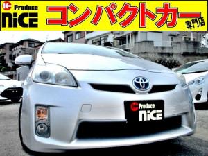 トヨタ プリウス S フォグ・純正ナビBluetooth・ETC・バックカメラ