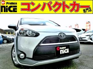 トヨタ シエンタ X 安全ブレーキ・純正ナビ・ワンセグ・Bカメラ・片側パワスラ