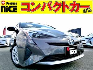 トヨタ プリウス S ETC・Bカメラ・メモリーナビ・Bluetooth・CD・DVD・SDカード再生・LEDヘッドライト・Pスタート・ウィンカードアミラー・オートエアコン・アイドリングストップ・15インチアルミ