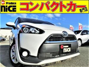トヨタ シエンタ X 純正SDナビ・Bluetooth・フルセグ・バックカメラ・ETC・スマートキー・プッシュスタート・HIDヘッドライト・ウィンカーミラー・両側スライド片側電動ドア・3列シート