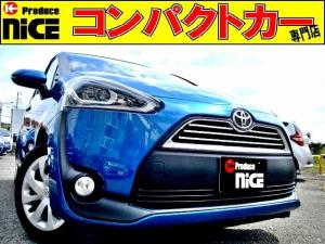 トヨタ シエンタ G LEDヘッドライト・フォグライト・バックカメラ・ETC・純正HDDナビ・フルセグ・スマートキー・オートエアコン・両側電動スライドドア・スタッドレスタイヤ