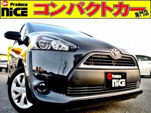 トヨタ シエンタ X ETC・バックカメラ・カロッツェリアメモリーナビ・Bluetooth・両側スライド片側電動ドア・キーレスエントリー・アイドリングストップ・3列シート・プロジェクターヘッド