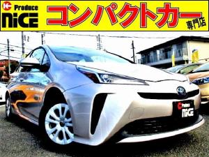 トヨタ プリウス S 安全ブレーキ・クルコン・オートハイビーム・LEDヘッド・ETC・バックカメラ・パナソニックストラーダSDナビ・Bluetooth・Pスタート・オートエアコン・ウィンカーミラー