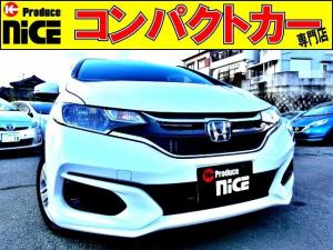 ホンダ フィット 13G・F 安全ブレーキ・クルコン・Bカメラ・純正メモリーナビ・Bluetooth・ETC・プッシュスタート・スマートキー・オートエアコン・ハロゲンヘッドライト・ウインカーミラー