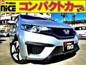 ホンダ フィットハイブリッド Fパッケージ 安全ブレーキ・バックカメラ・純正インターナビ・Bluetooth・ワンセグTV・ETC・スマートキープッシュスタート・LEDヘッドライト・オートエアコン・スタッドレスタイヤ