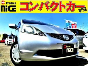 ホンダ フィット G 純正メモリーナビ・ワンセグTV・CD・SD再生・AUX対応・ハロゲンヘッドライト・14インチタイヤ・キーレス・ウインカードアミラー