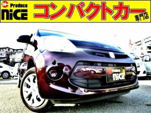トヨタ パッソ X Lパッケージ 純正SDナビ・Bluetooth・フルセグTV・バックカメラ・ETC・アイドリングストップ・ハロゲンヘッドライト・14インチタイヤ・電動格納式ドアミラー・スマートキー
