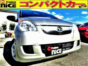 ダイハツ ミラ Xスペシャル 純正オーディオデッキ・CD再生・キーレスエントリー・ハロゲンヘッドライト・13インチタイヤ・パワーウィンドウ