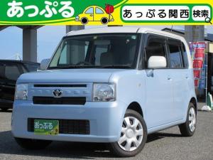 トヨタ ピクシススペース L 純正メモリーナビ CD SD Bluetoothオーディオ ワンセグ アイドリングストップ マニュアルエアコン