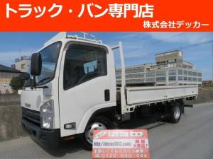 いすゞ エルフトラック 2トン 6MT ワイドロング 荷寸435-208-38 高床