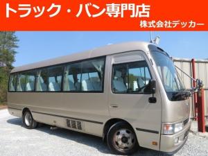 日野 リエッセII マイクロバス AT 29人乗 自動ドア オートステップ有