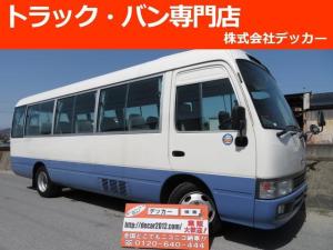 トヨタ コースター マイクロバス LX 29人 オートマ 自動ドア Tベルト交換