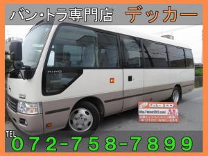 日野 リエッセII マイクロバスGX 29人乗 オートスイングドア 6速AT車