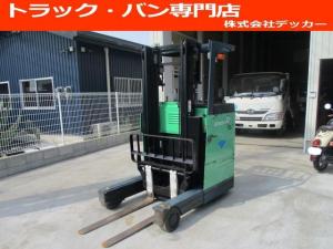 日本その他 日本 トヨタ 最大荷重1250kg バッテリー 2段マスト アワーメーター7831.5h 最大揚高3000MM ツメ長さ1070mm ノーパンクタイヤ 車両重量2050kg