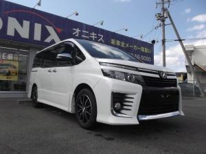 トヨタ ヴォクシー ZS ナビTV 両パワスラ エンジンスターター