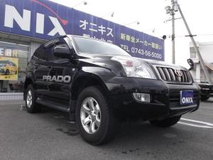 トヨタ ランドクルーザープラド TXリミテッド ナビTV ETC サンルーフ 4WD