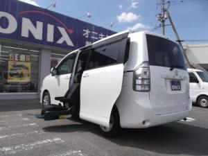 トヨタ ヴォクシー 福祉車輛X Lエディション サイドリフトアップ ナビTV